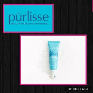 New Purlisse Blue Lotus eye serum